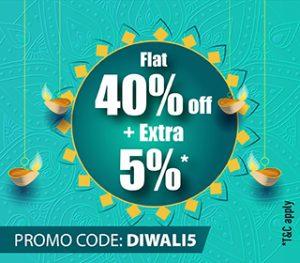 Diwali Offer Popup